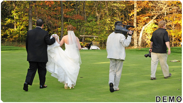 Wedding Video Graphy